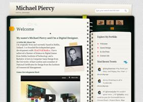 Michael Piercy Portfolio